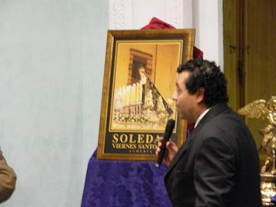 Presentado el cartel de la Soledad