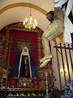 Anoche Cristo volvió a ser Descendido en San Agustín