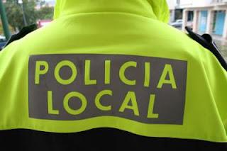 Casi cien policías locales cada día en la calle durante Semana Santa