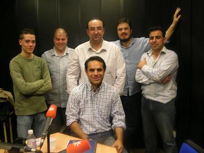 Miércoles de PASIÓN en Canal Sur radio