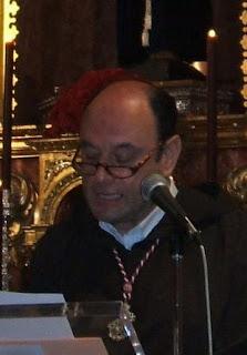 Fray Ricardo de Córdoba predicará el Triduo del Cautivo