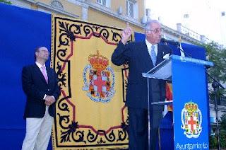 Un pregón muy almeriense abre la Feria de Almería en honor a la Virgen del Mar