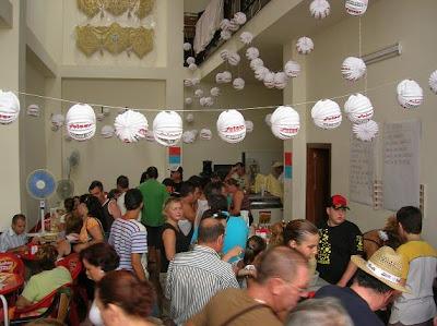 La Hermandad de los Ángeles abre su Casa de hermandad durante la Feria