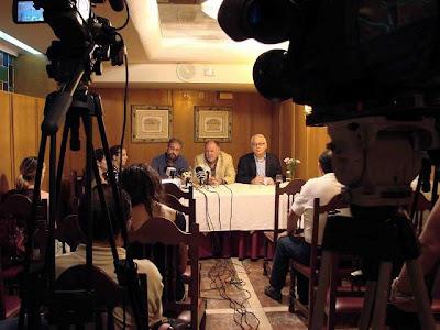 Anoche fue presentado el Encuentro ante los medios de comunicación