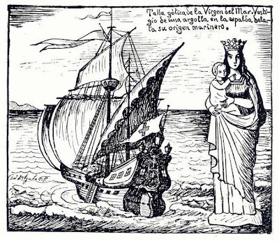 Novena lírica a la Virgen del Mar