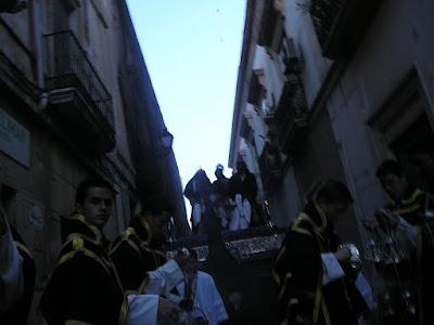 Los Santos Varones José de Arimatea y Nicodemo en CARITATEM