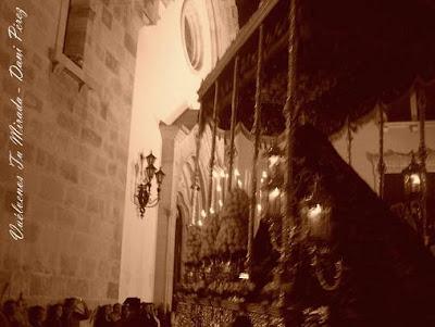 Una nueva mirada de Dani Pérez a la Virgen del Consuelo