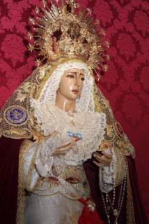 El sábado Besamano a la Virgen de Gracia y Amparo