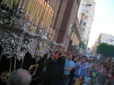 La Virgen del Consuelo en ObjetivoCofrade.com