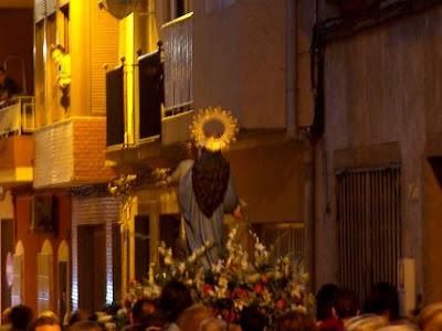 50 años de devoción a María Auxiliadora en Los Molinos