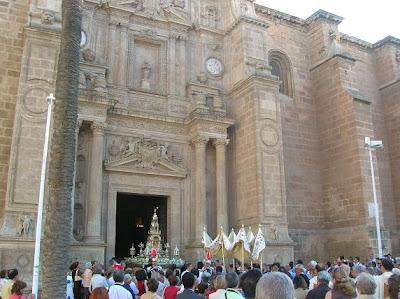 Esta tarde sale el Corpus Christi