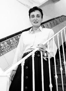 María Luisa Castillo estuvo en el Triduo de la Cena