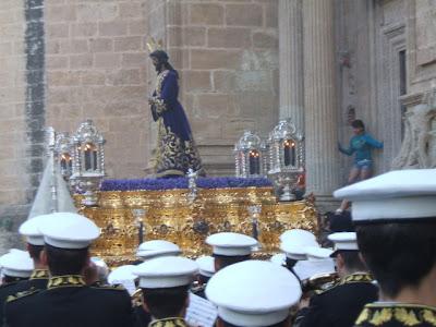 """""""A Ti, Rey y Señor de Almería"""" nueva marcha dedicada al Cautivo"""