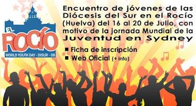 Jornada Mundial de la Juventud en El Rocío