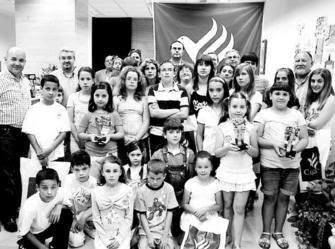 La Semana Santa de Almería a través de 1.343 dibujos procedentes de 28 colegios