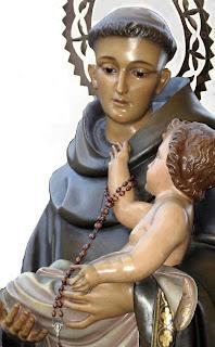 Comienza el Triduo en honor a San Antonio en los Molinos