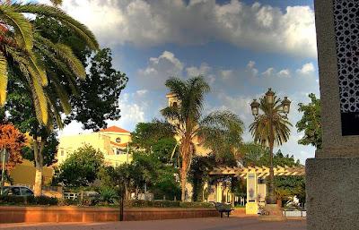 San Antonio recorrerá esta tarde su barrio de Ciudad Jardín
