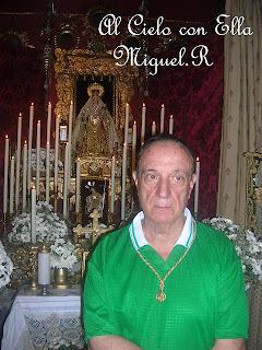 """El blog """"Al cielo con Ella"""" entrevista a Joaquín Capel"""