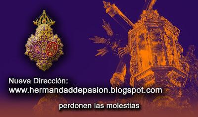 La Hermandad de Pasión cambia el dominio de su blog