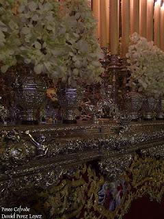 Pasión ratifica la continuidad del proyecto de bordado del paso de palio y aprueba la reforma de su Casa de hermandad