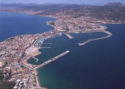 Almería, espejo del mar y del Consejo ceutí