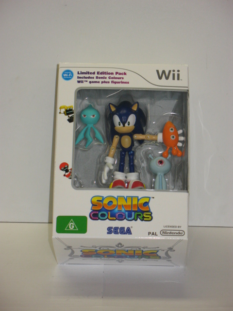 tets toys and shenanigans sonic colours special edition