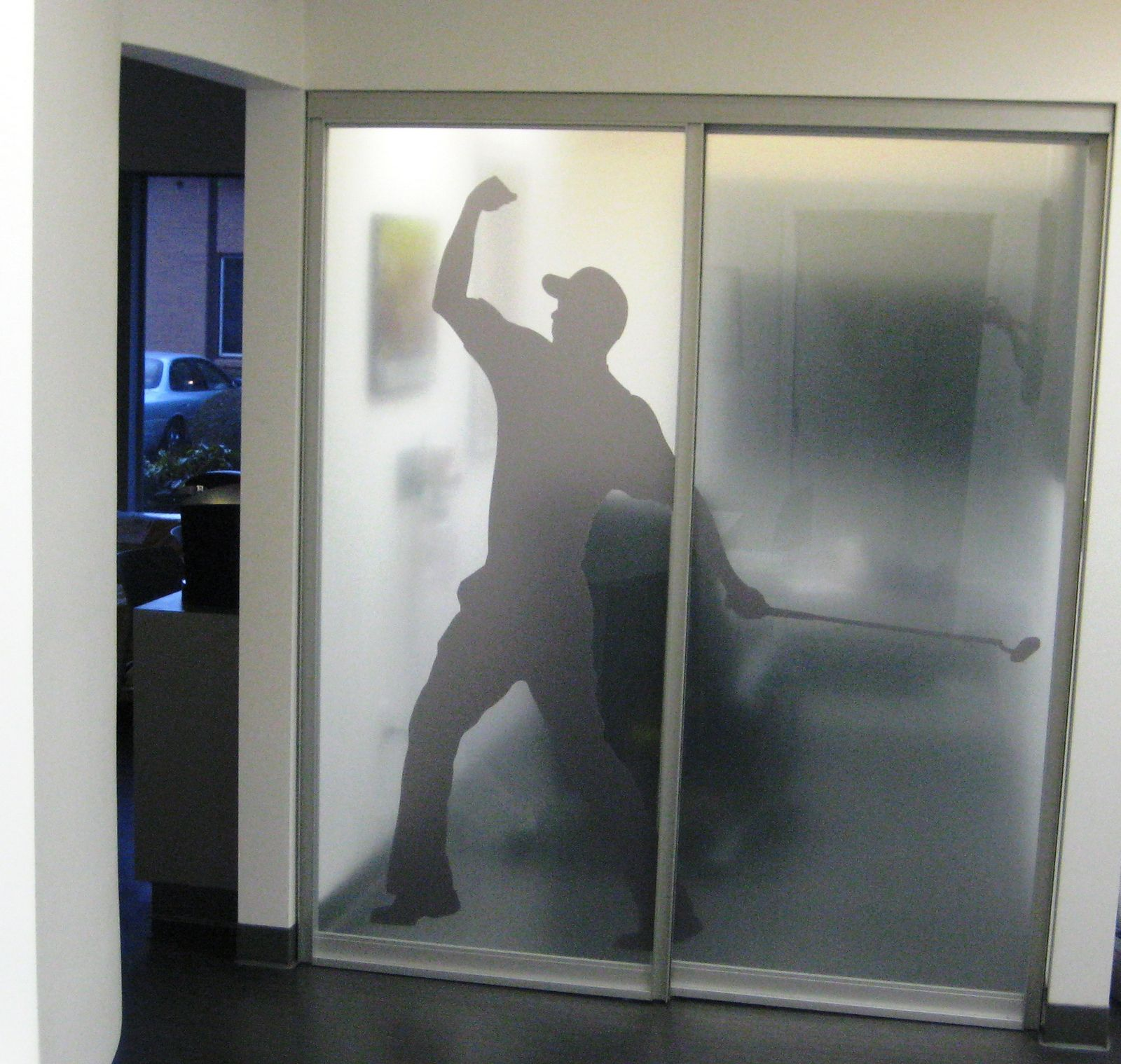 commercial windows tinting film | 3M Commercial Window Tinting & Privacy Film by Reflections ...