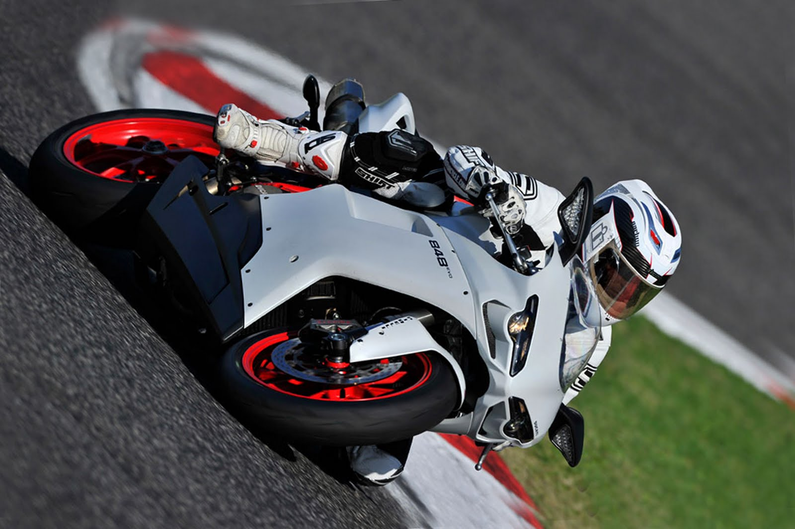 New Ducati 848 EVO, Read More