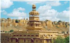 Mondir Palace- Jaisalmer
