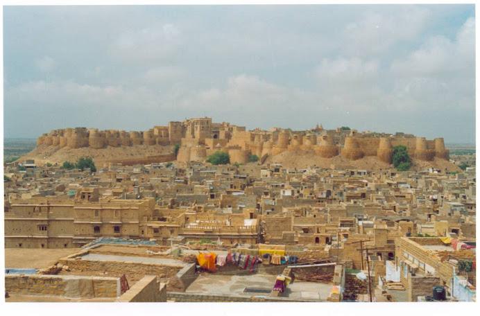 Sonar Killa - Jaisalmer, Rajasthan, India