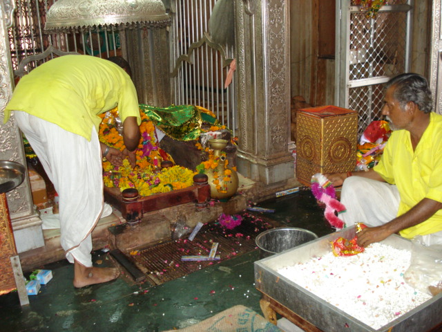 Main Samadhi Darshan