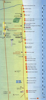 Who Accepts Amex >> Kenya, Diani Beach's information Blog: Diani Beach, Mappa ...