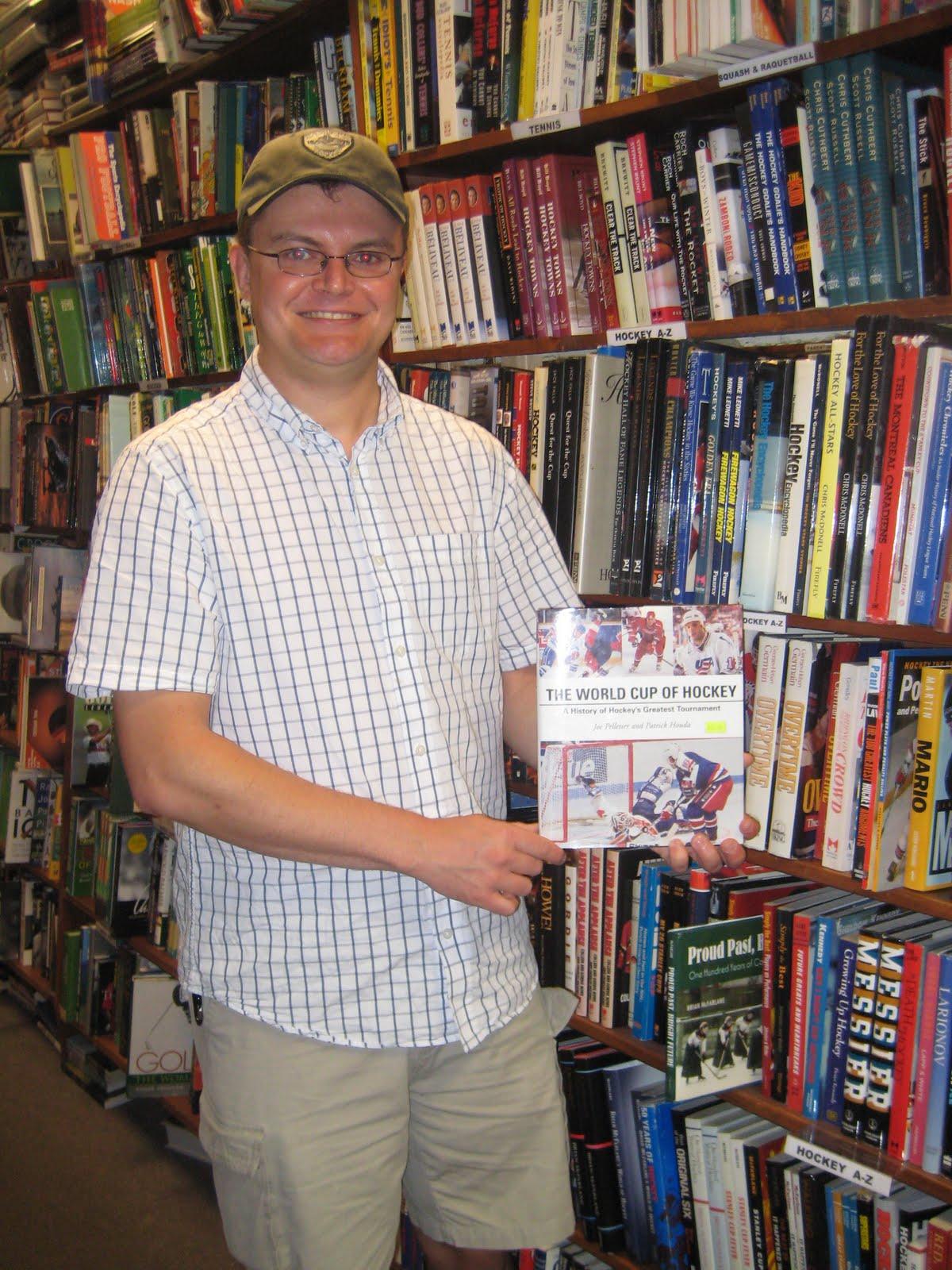 Greatest Hockey Legends com: Used Bookstore Treasures