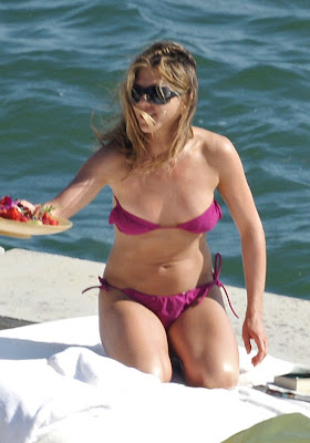 Jennifer Aniston in Thongs 2