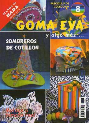 Revista: Goma Eva y algo mas...