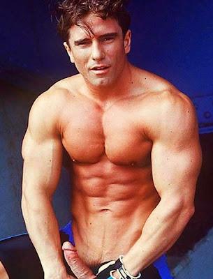 Bodybuilder Wrestling Battle 25 Ace Hanson vs Cage