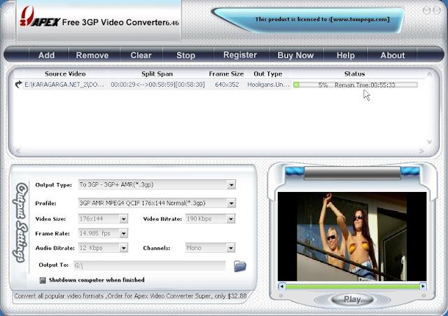 3gp video converter free download full version 2012 filehippo