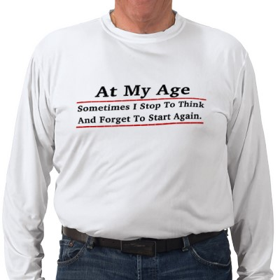 senior moments humour jokes humor aging couple side parent care bright