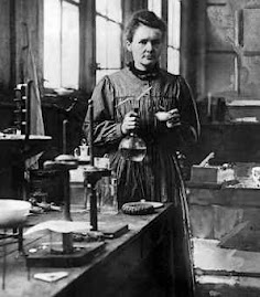Madame Curie: A Happier Story