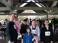 My families first 5 K