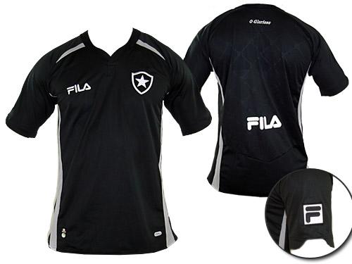 Eike Batista recebe uniforme 63 do Botafogo! Obrigado Eike ... 08eb7376f6943
