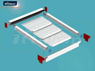 Techos moviles carpinteria lozano hierro y aluminio for Techos moviles para terrazas precios