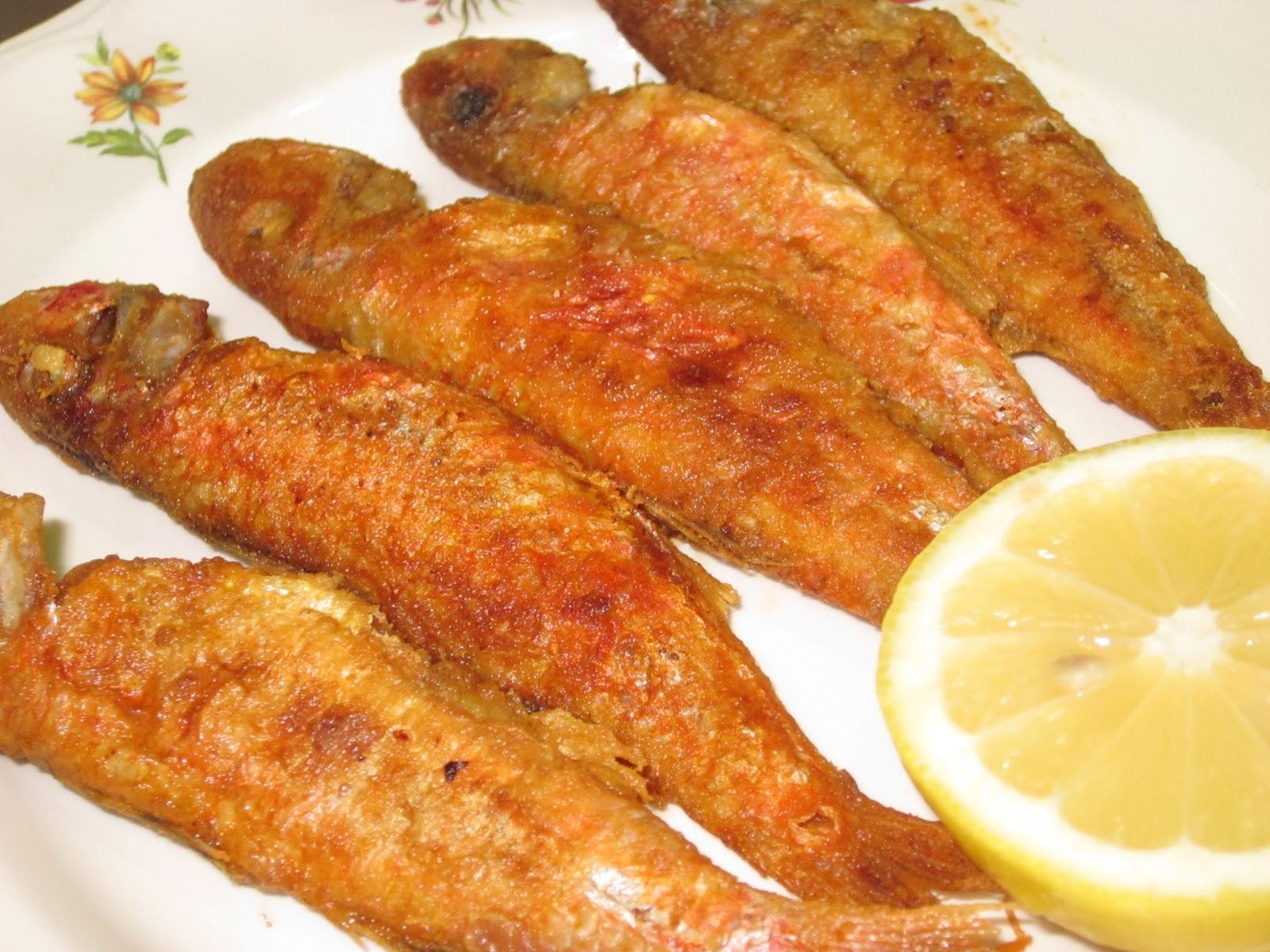 La Cocina De Ori Salmonetes A La Andaluza