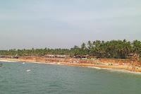 Anjuna beach,Goa Beach- India Travel guide