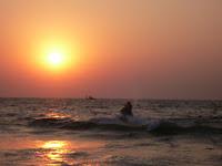 Calangute beach, goa beach,india travel guide