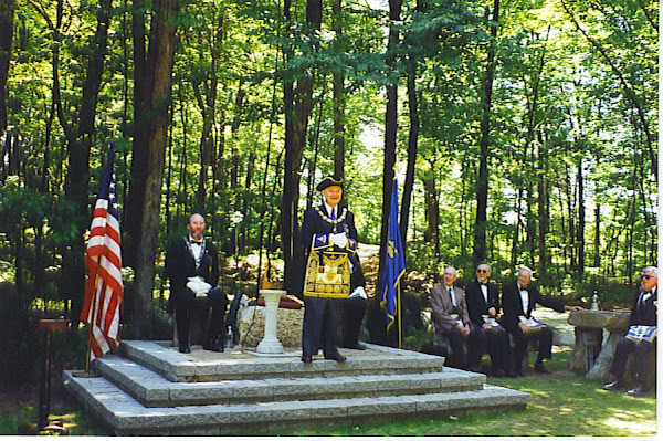 Grand Master at Outdoor Degree