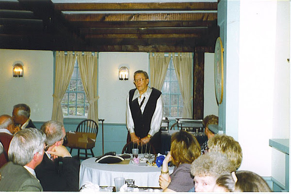 Brother Ted Speaks At Ye Olde Tavern