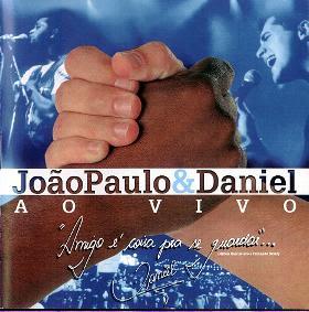 João Paulo e Daniel - Ao Vivo Em Brotas(1997) Aovivo