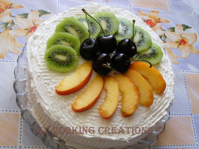 Десерти с плодове