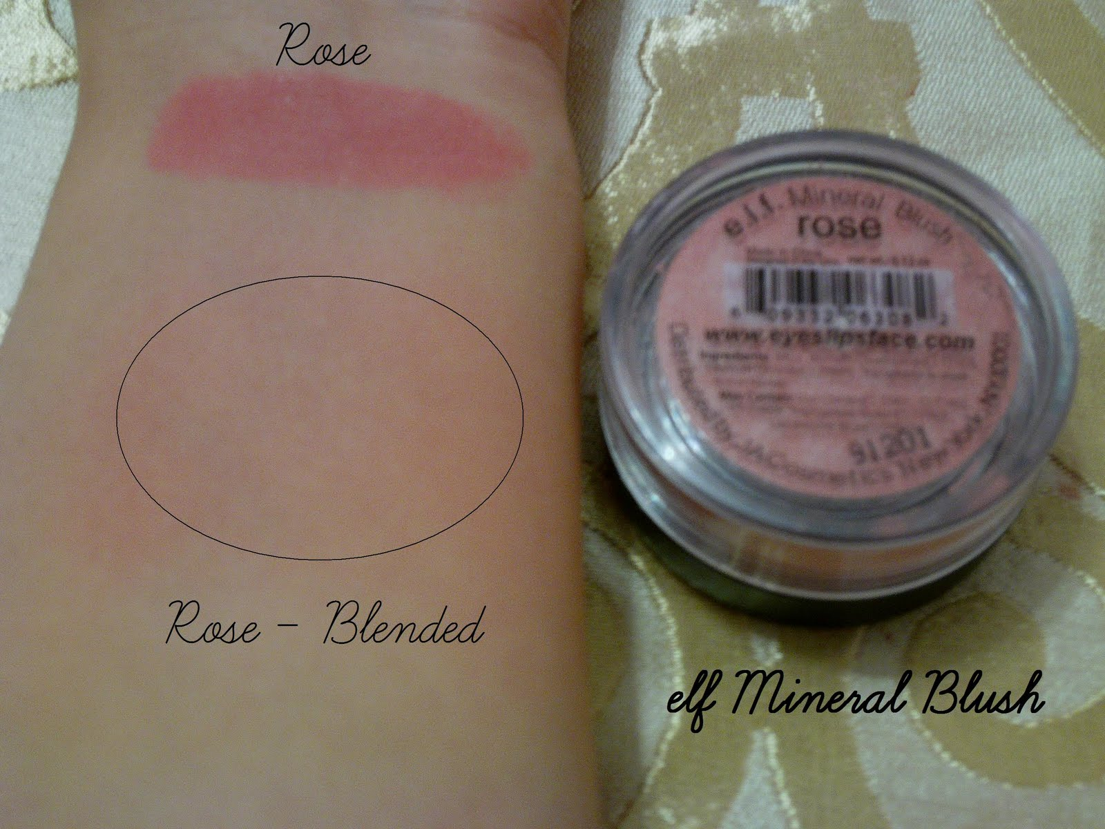 Chloe Beauty Nyc Elf Mineral Blush Amp Bronzer Swatches